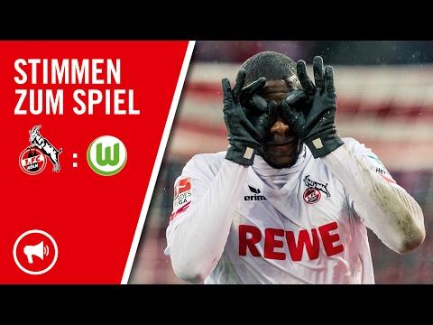 Stimmen nach dem Wolfsburg Spiel