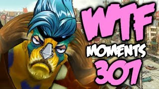 Dota 2 WTF Moments 307 - YouTube