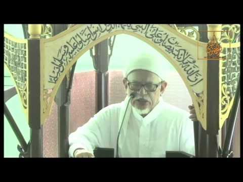 KHUTBAH JUMAAT 26 RABIUL AKHIR 1437 / 05 FEBRUARI 2016