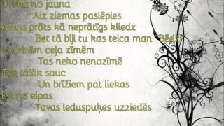 Lauris Reiniks- Sirds sadeg neparasti (Liriskā versija)