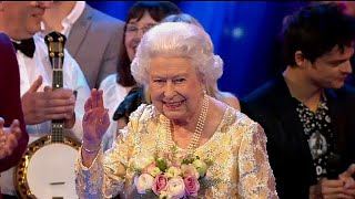 Queen Elizabeth celebrates 92nd birtday in style..