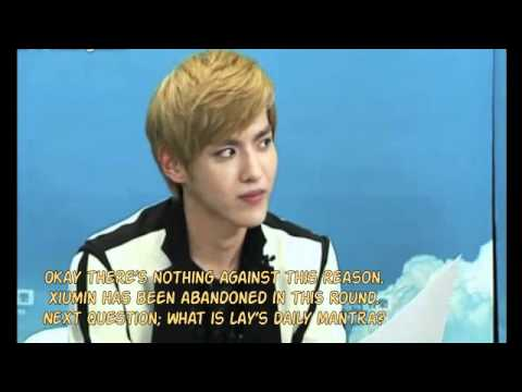 [ENG SUBS] 120613 EXO-M Interview on iFeng (Part 1/2)