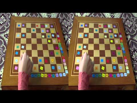 Solution for the game Knight on a Chess board