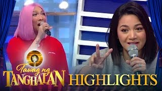 Kyla delivers a meaningful quote | Tawag ng Tanghalan