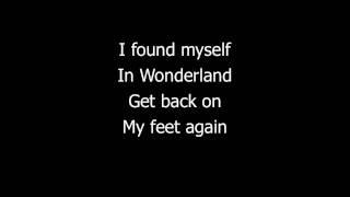 Avril Lavigne - Alice with lyrics (full song)