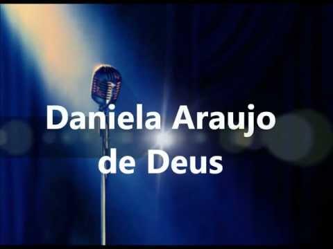 Baixar De Deus Daniela Araujo PlayBack legendado