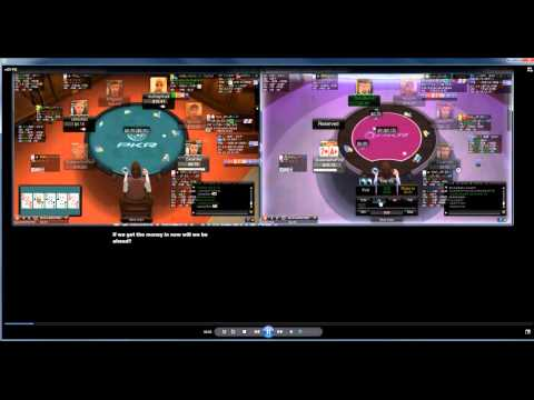 Outstanding Poker Training Video -  #245 - Microstakes Review Series