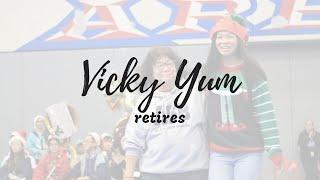 Vicky Yum retires | The Matador SGHS