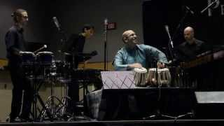 Shawn Mativetsky - Payton MacDonald's 4th Concerto for Tabla and Percussion Quartet