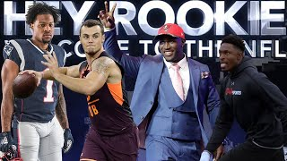 D.K. Metcalf, N'Keal Harry, & 2019 Rookies Journey from Combine Prep to the NFL Draft | Hey Rookie
