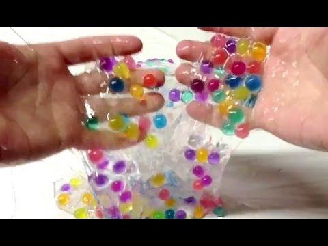 how to make water balz