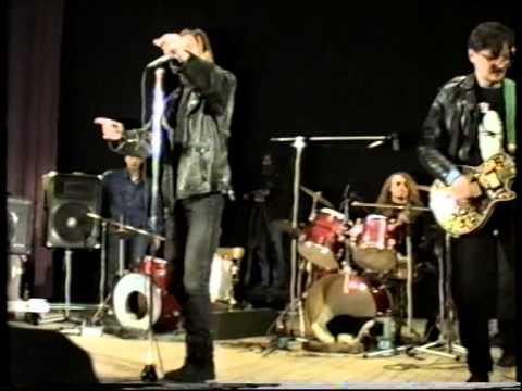 Гражданская оборона - Кого-то еще 1995 год Live