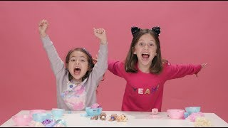 6-Year-Old Friends Unbox the L.O.L. Surprise! Bigger Surprise!