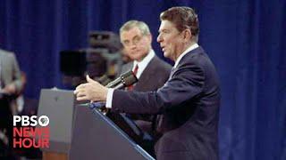Reagan vs. Mondale: The first 1984 presidential debate