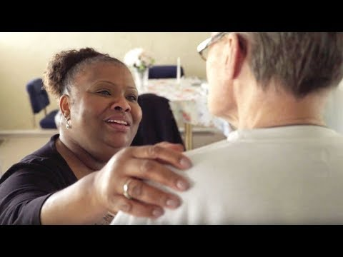 """VITAS Healthcare's video """"VITAS Feels Like Family"""" received a Gold Aster Award."""