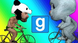 Gmod Hide and Seek - Bike Edition! (Garry's Mod Funny Moments)