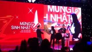 ▶ I have a dream - Thanh Lam (Sinh nhật Techcombank)