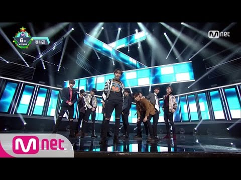 [PENTAGON - Can You Feel It] KPOP TV Show | M COUNTDOWN 161222 EP.504