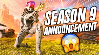 Respawn Just Made A HUGE Apex Legends Season 9 Announcement...