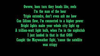 Drake- Light up (Ft.Jay-Z) Lyrics