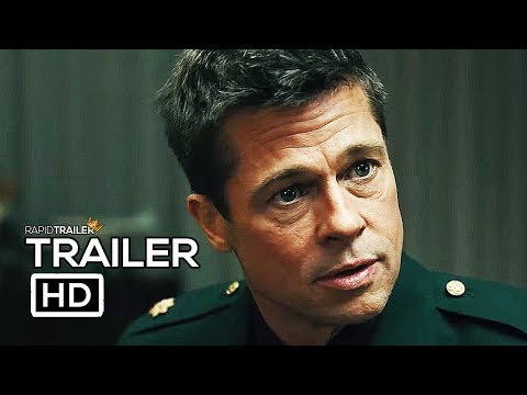 AD ASTRA Official Trailer (2019)