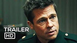 AD ASTRA Official Trailer (2019) Brad Pitt, Tommy Lee Jones Adventure Movie HD