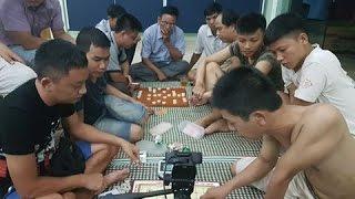 Cờ chớp giang hồ : Lại Việt Trường ( 3,5p ) vs Kiên con ( 5 P )