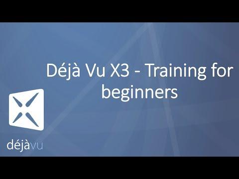Déjà Vu X3 Training for beginners - Proz Webinar