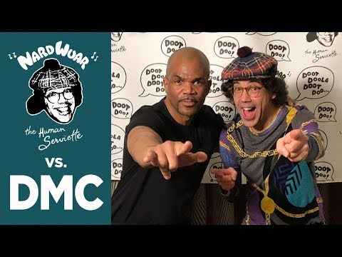 Nardwuar vs. DMC