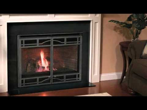 Heatilator Novus Best Selling Gas Fireplace Youtube