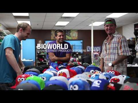 Bioworld - Sesame Street