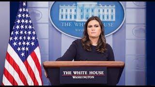 EPIC Sarah Huckabee Sanders Tweet Goes Viral