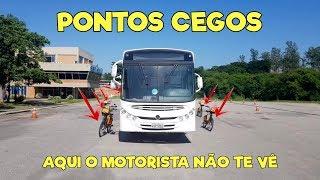 Bikers Rio Pardo | Vídeos | Você conhece os pontos cegos de um ônibus?
