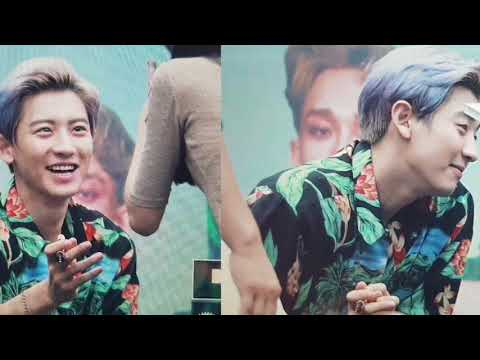 EXO The War Fan Sign Funny & Cute moments (Lucky EXO-Lsㅠㅠ)