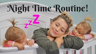 MOMMY NIGHT TIME ROUTINE BONDING WITH BABIES