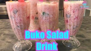 Buko Salad Drink