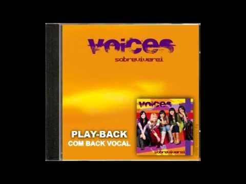 Baixar Voices - EM MEIO AO FURACÃO - PlayBack Com Back Vocal