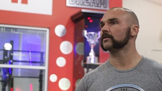 """""""Your goal should be to be as good as me, it will never happen"""" - Scott Dawson on training for WWE"""