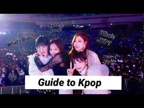 GUIDE TO KPOP (Things I wish somebody would have told me)