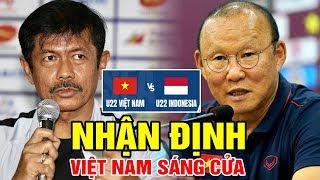 🔥Nhận Định U22 Việt Nam Vs U22 Indonesia..... BÂY GIỜ HOẶC KHÔNG BAO GIỜ - TIN TỨC 24H TV