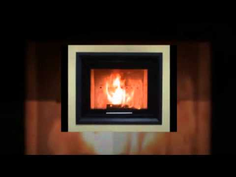 FLAMEN- Warmluft Kamineinsatz BETA F S