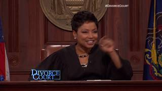 Classic Divorce Court: Three Week Marriage