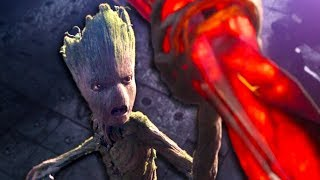 Infinity War but only when Groot is on screen