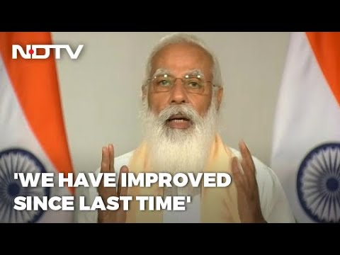 Lockdown should be last resort, PM Modi tells states in address to nation