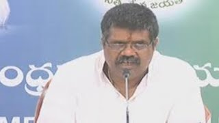 Minister Avanthi Srinivas Press Meet LIVE..