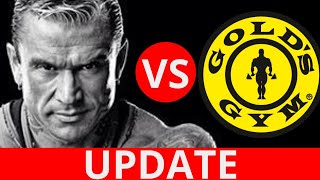 Gold's Gym RESPONDS To Lee Priest!