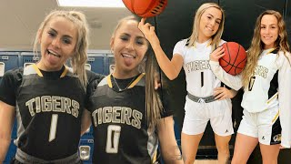 The Cavinder Twins Can HOOP!! Fresno State Commits Go OFF vs Agua Fria