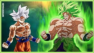 Why Broly Will Force Goku to Break His LIMITS Again