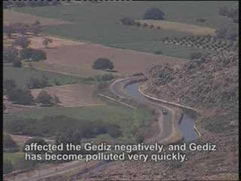 Gediz river pilot story