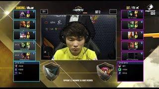 Samsung Galaxy Blue vs SK Telecom T1 K | Game 2 Grand Finals SK Telecom LTE-A LoL Masters 2014